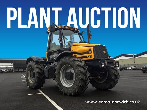 Medium: plant auction diggers